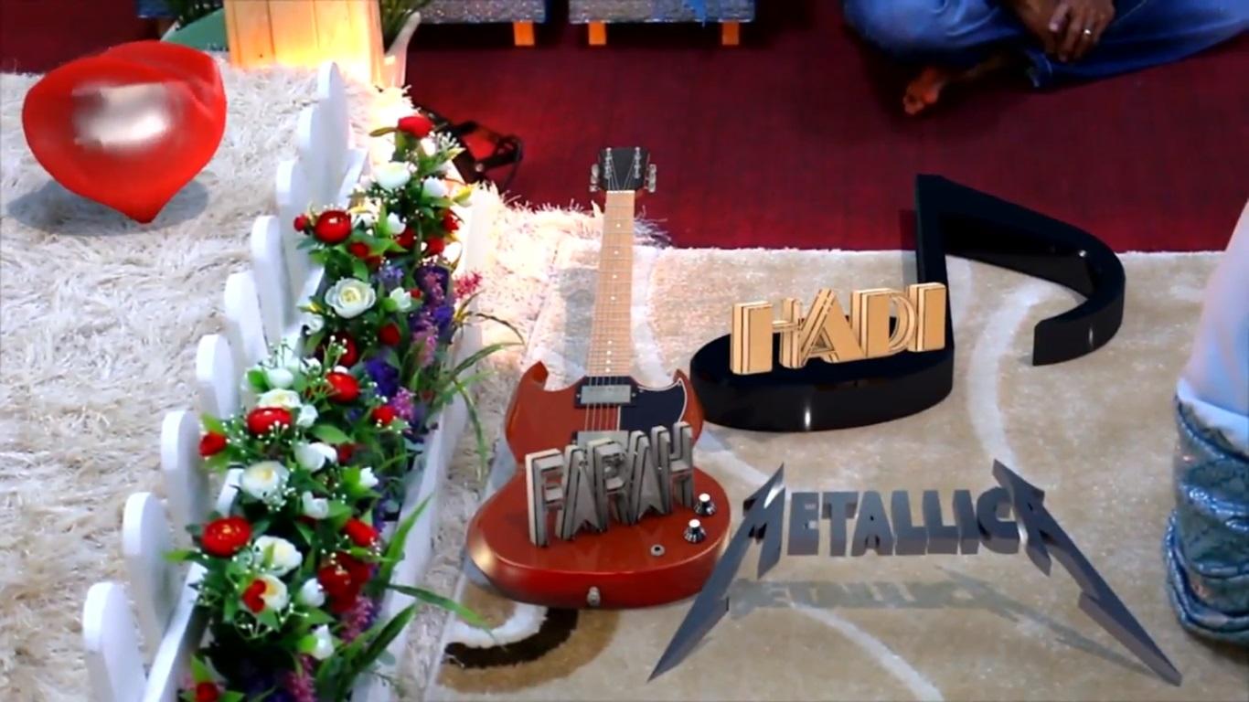 Farah Hadi Metallica