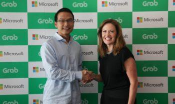 Grab-Microsoft