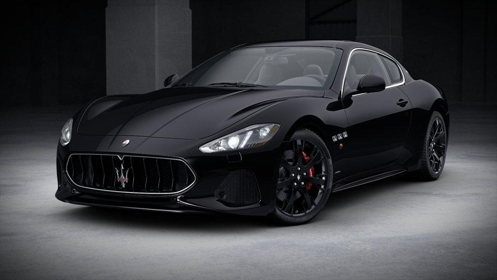 Maserati GT in