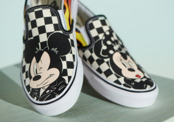 Mickey Slip On