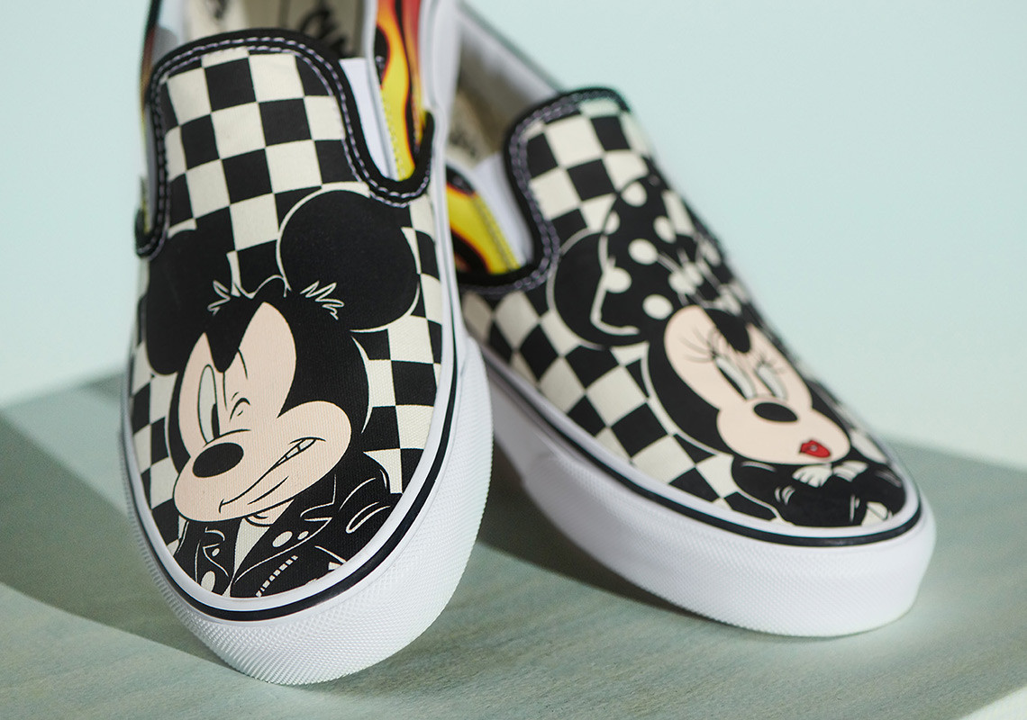 Mickey Slip On