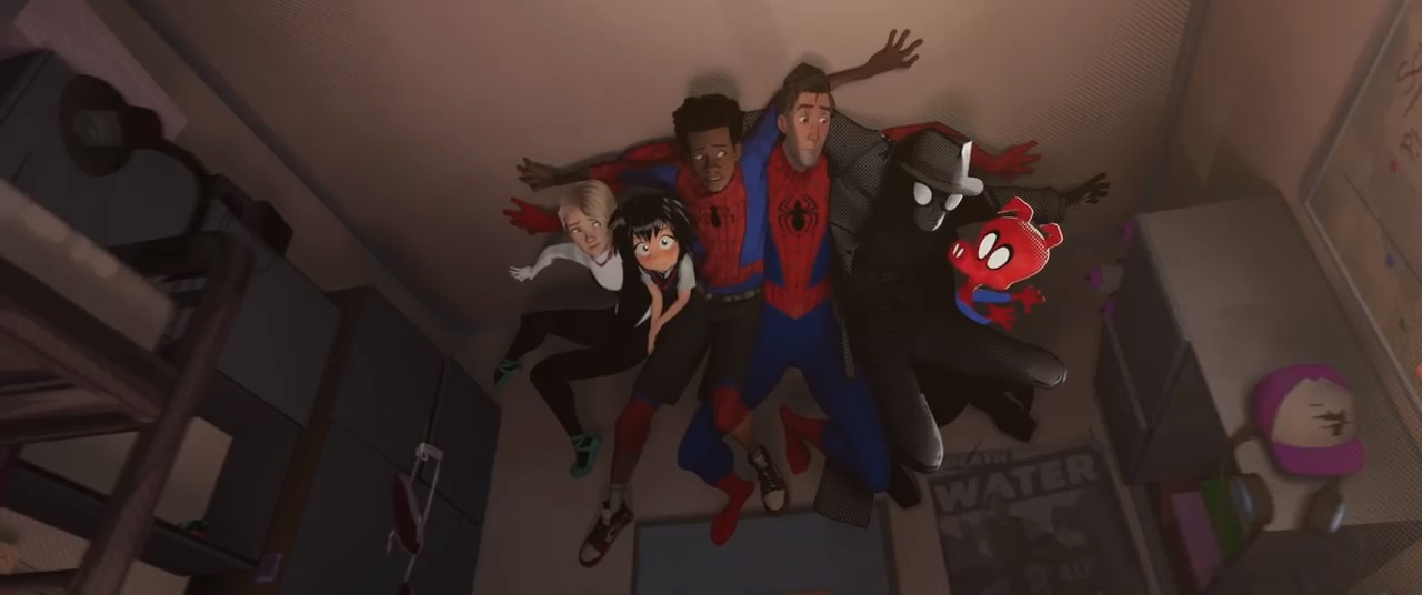 Spider-Man into spider-verse