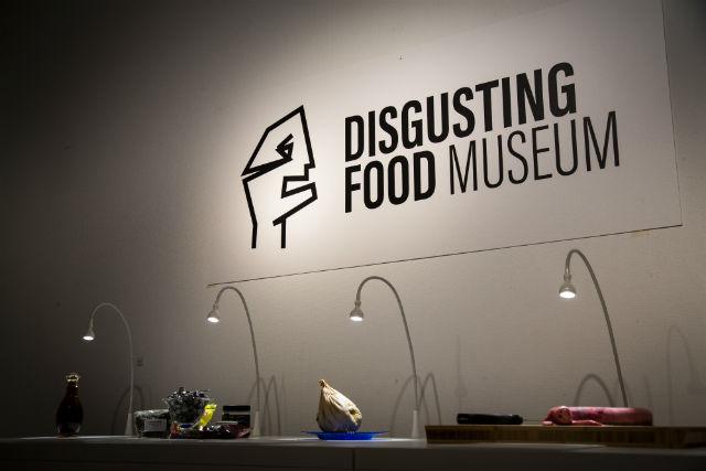 disgusting food muuseum