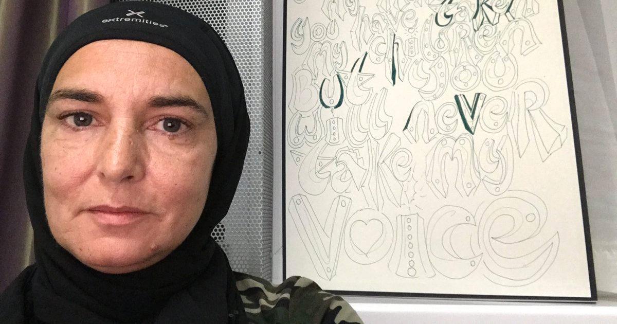 sinead hijab