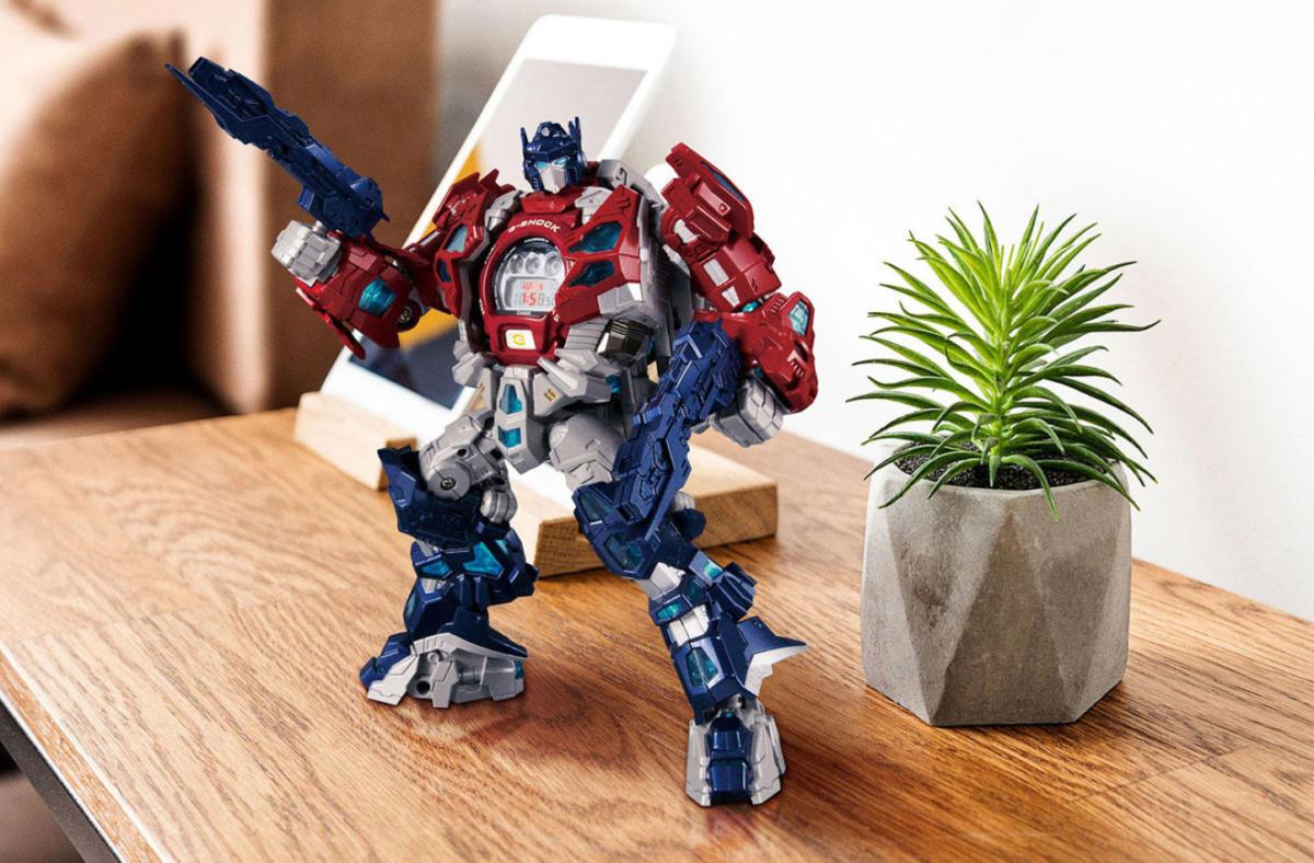 Casio Transformers