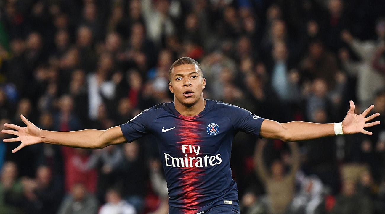 Mbappe Cover