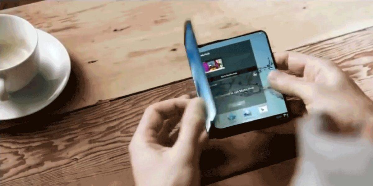 Samsung boleh lipat