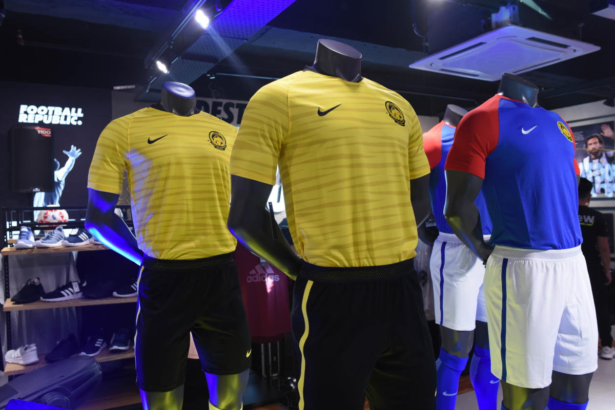 Some of the premium product offerings at Football Republic (1)