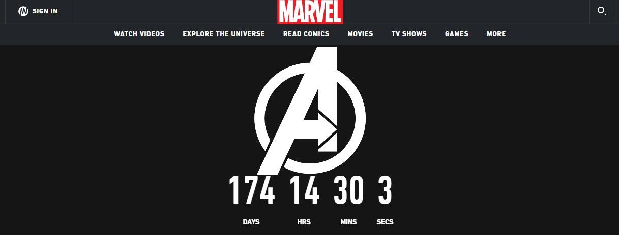 Timer Marvel