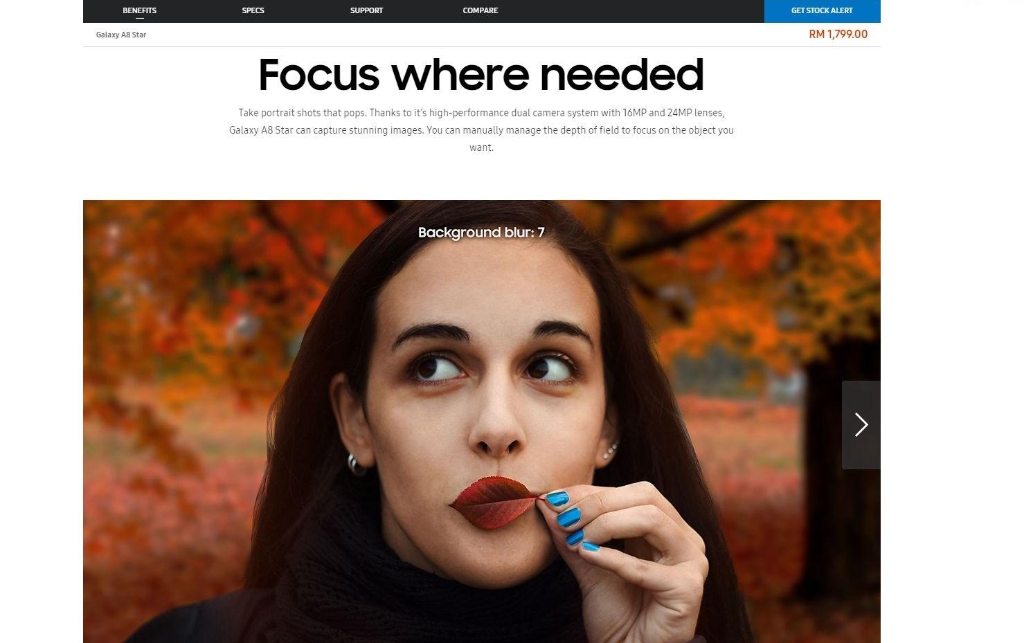 Gambar Ubah Suai oleh Samsung