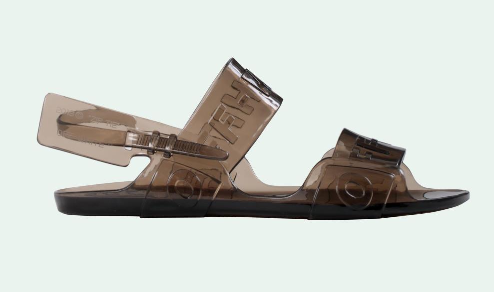Off White Sandal