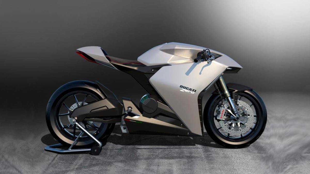 Ducati-Zero-Motosikal-Elektrik-1