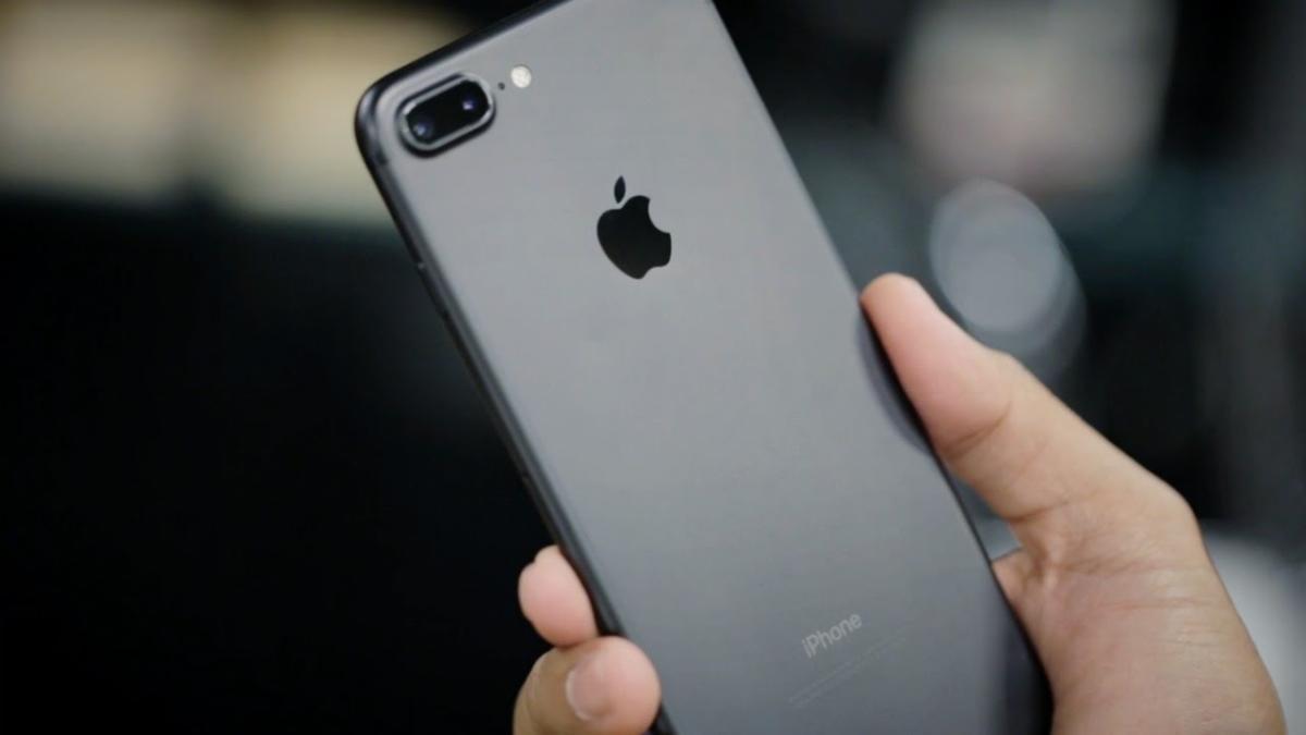 Iphone 7 lus