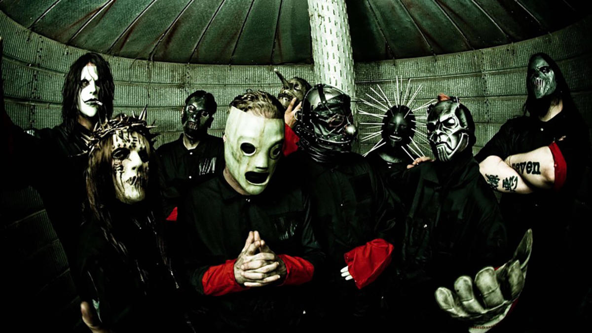 Slipknot Cover 1