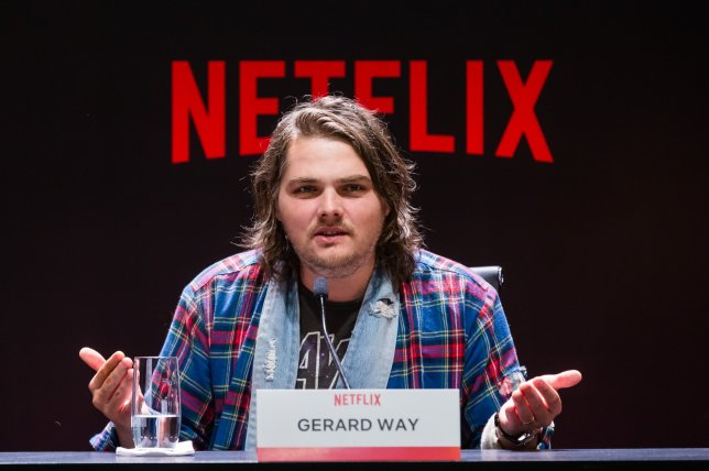 Gerard Way 1