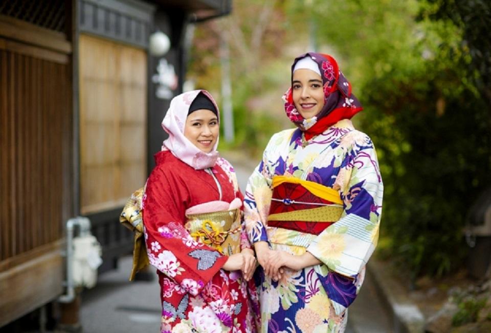 Hijab Japan