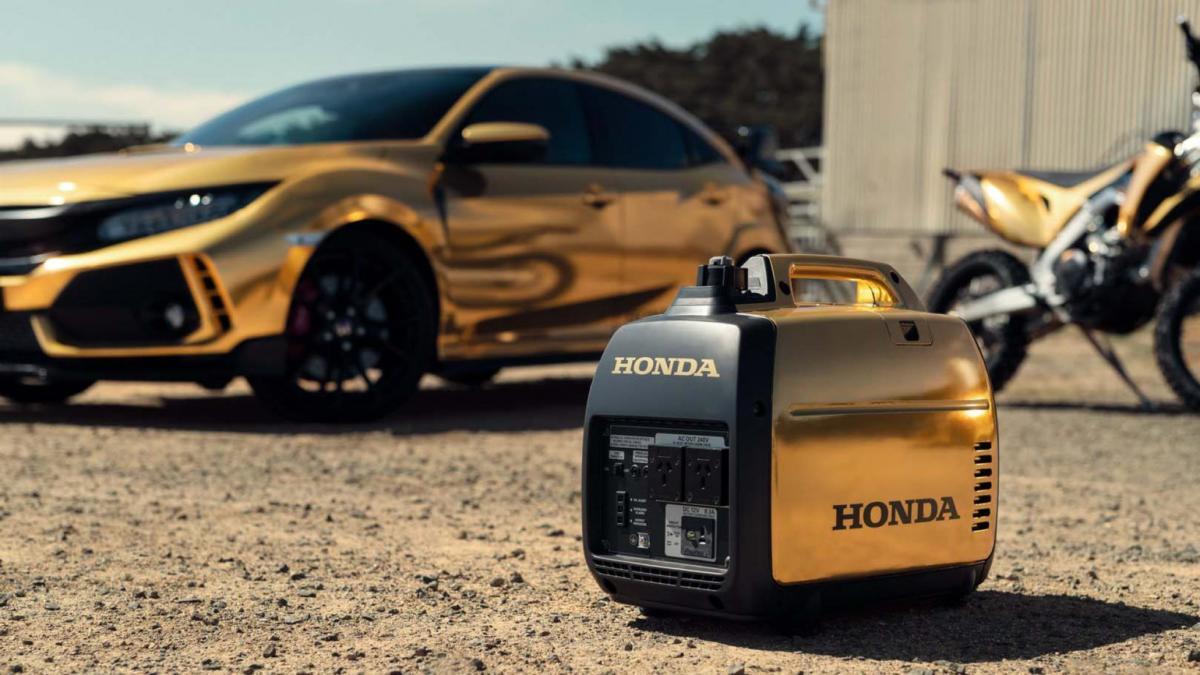 Honda gold