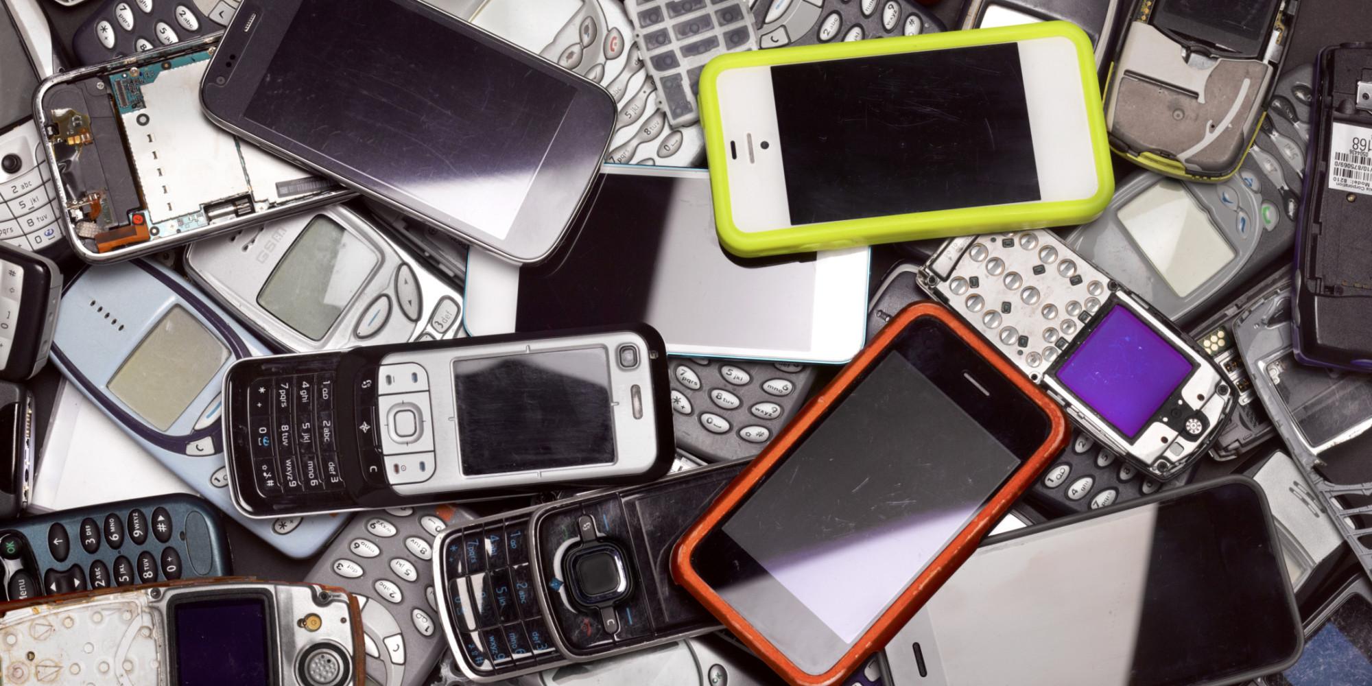 recycle-smartphones