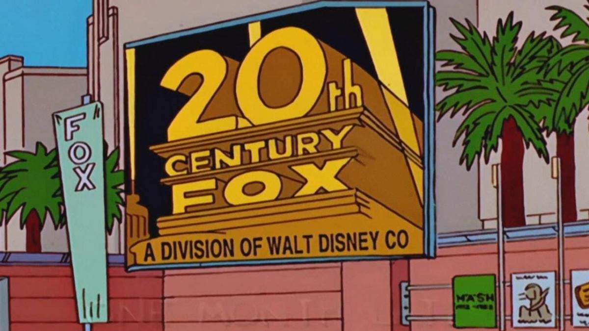 Cover Disney Fox