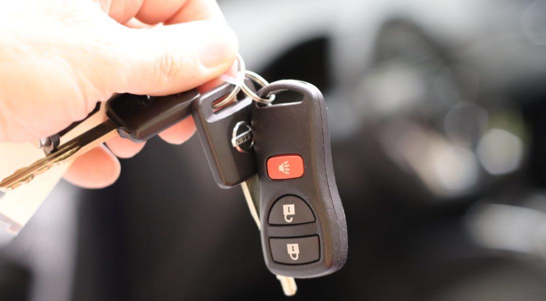 Kunci Kereta