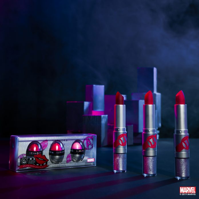 Marvel Lipstick