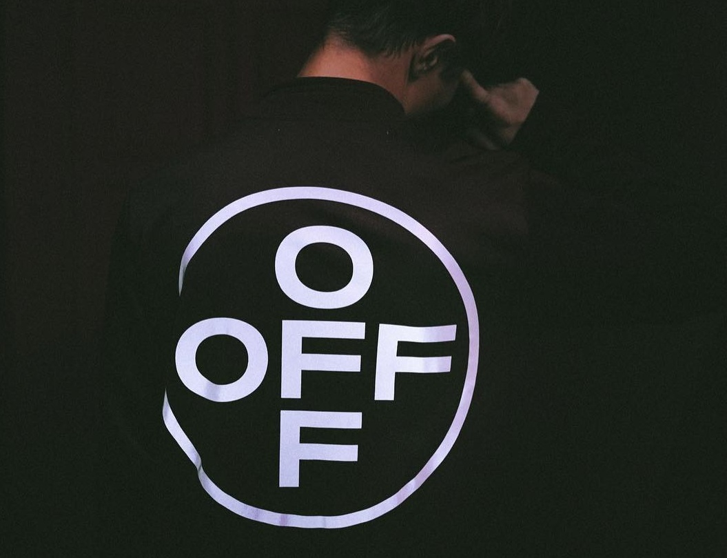 Off White COver