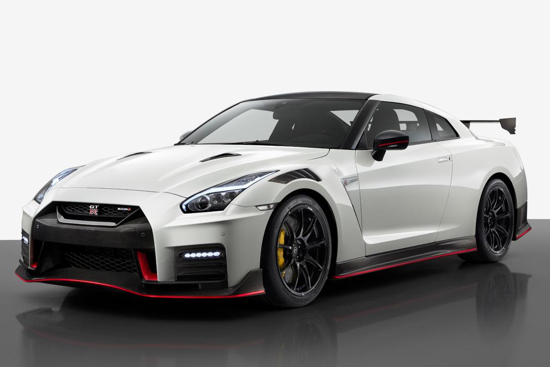 Nissan GT-R Nismo GT3 vckt
