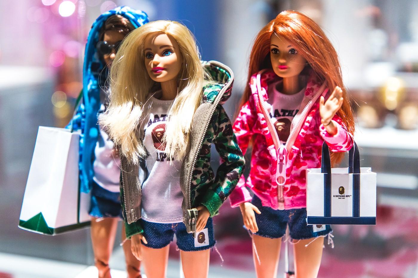 BarbiexBAPE:Vckt