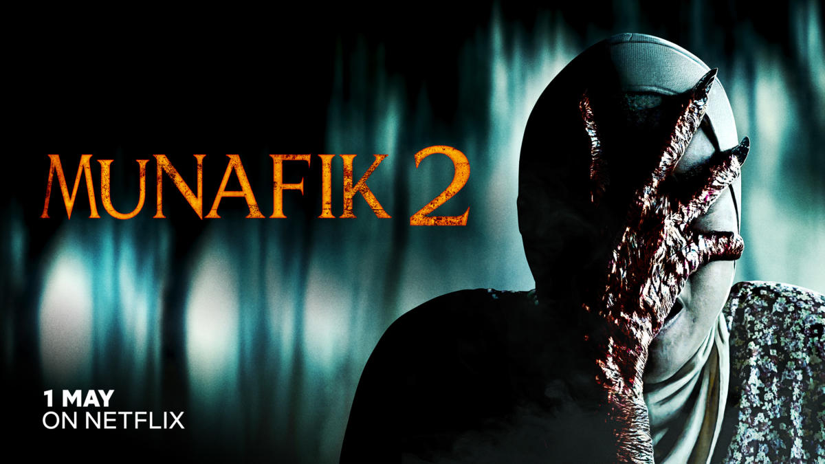 Munafik 2 – Key Art