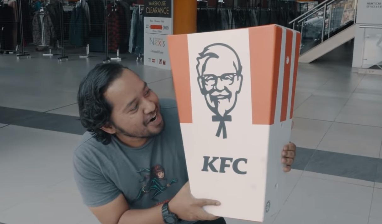 Vlocket KFC