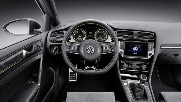 Volkswagen Golf R Plus vckt