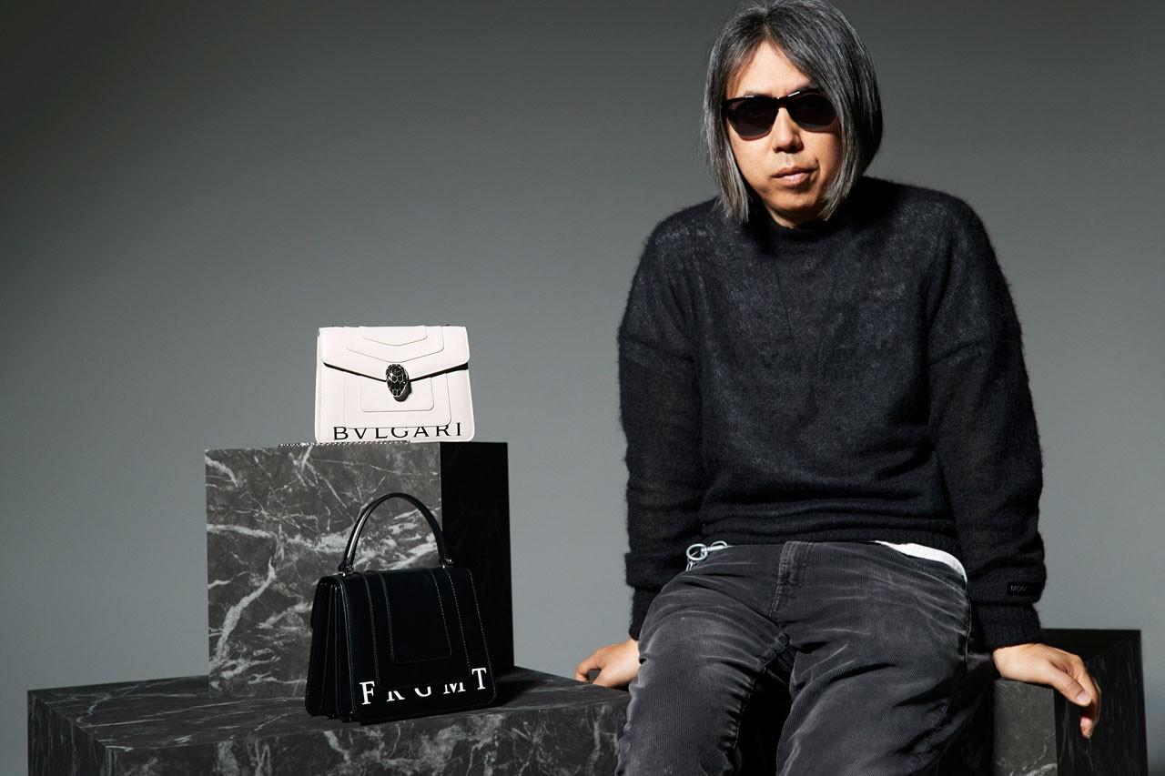 BVLGARI x Hiroshi Fujiwara