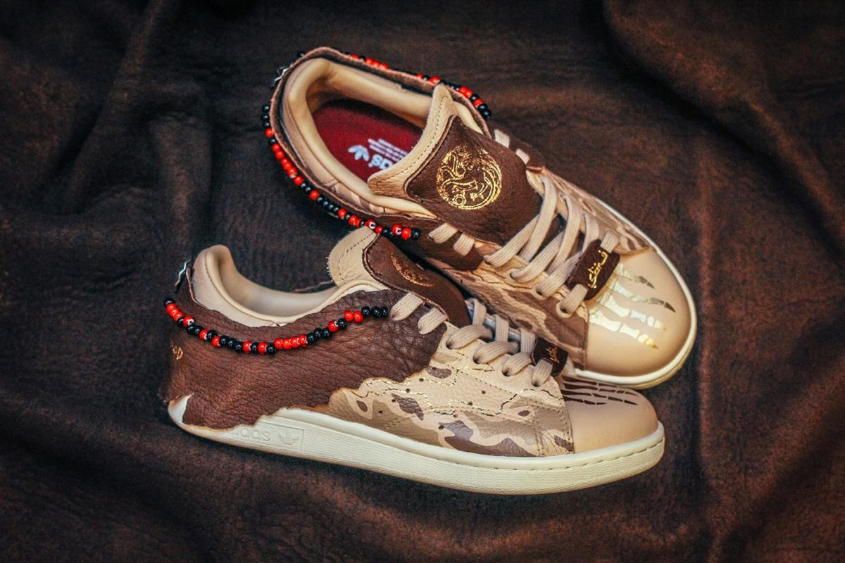 HBO Asia Game of Thrones Sneakers