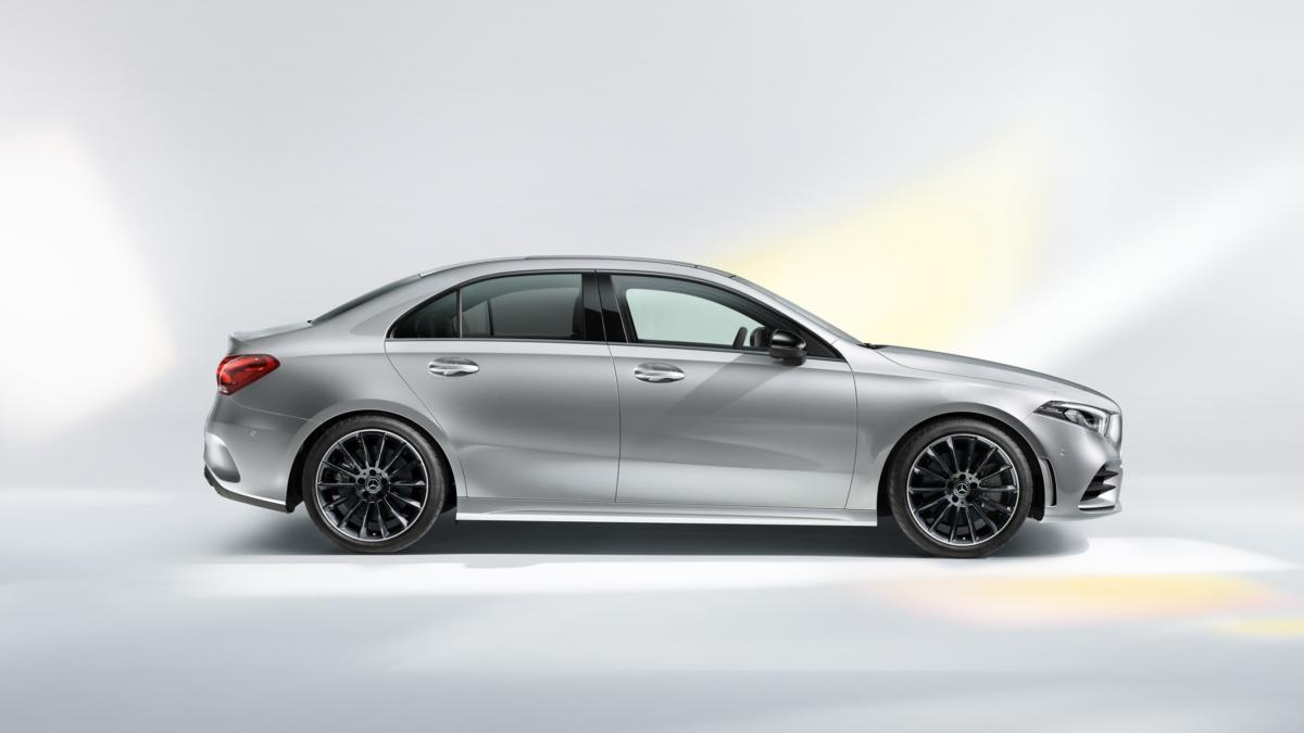 Mercedes Benz vckt