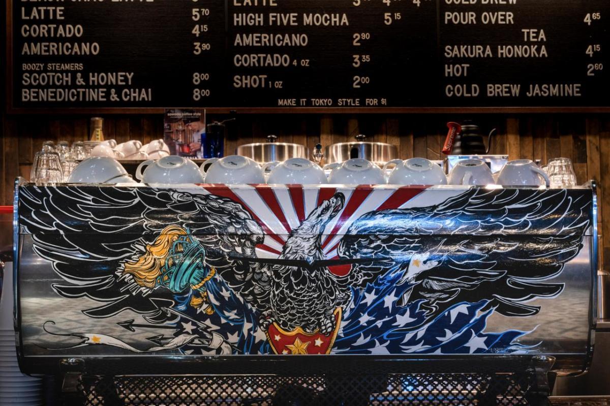 sawada coffee shop:vckt4