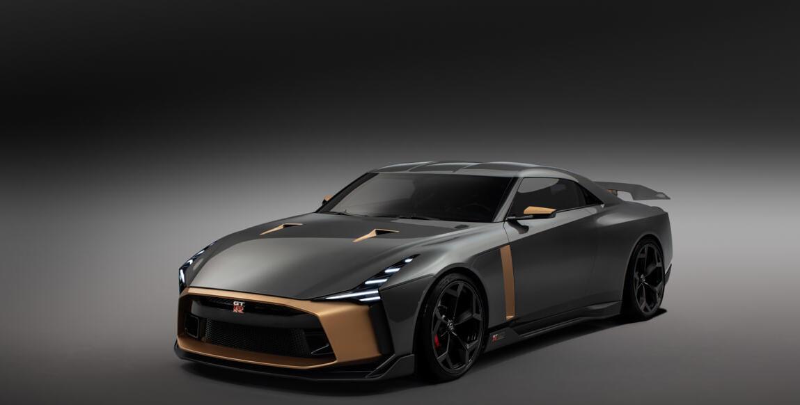 Nissan GT-R50 vckt