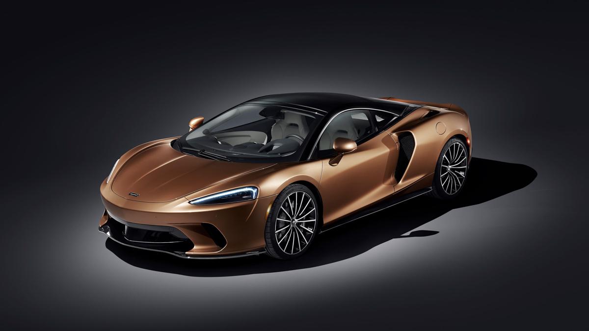 McLaren GT vckt
