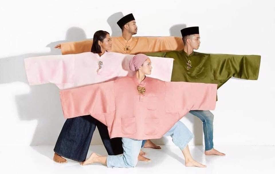 Baju Melayu Besor