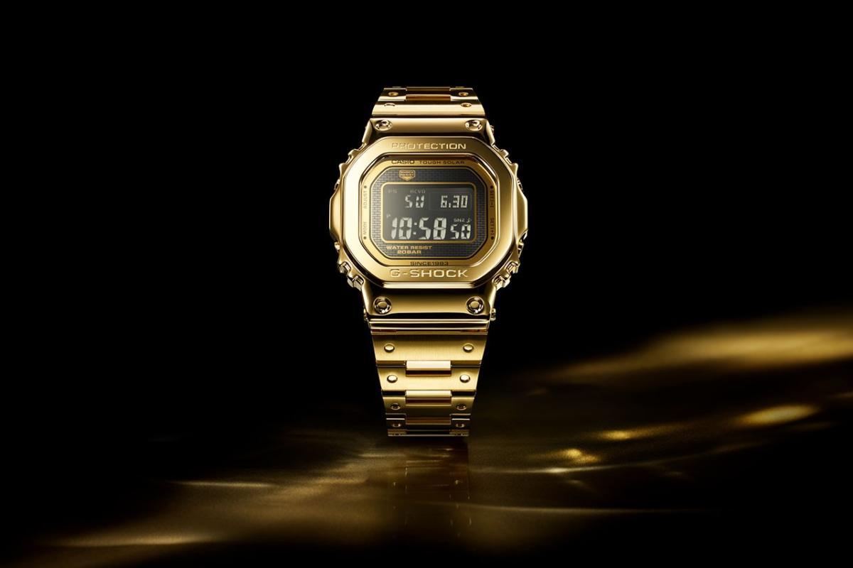 G Gold 1