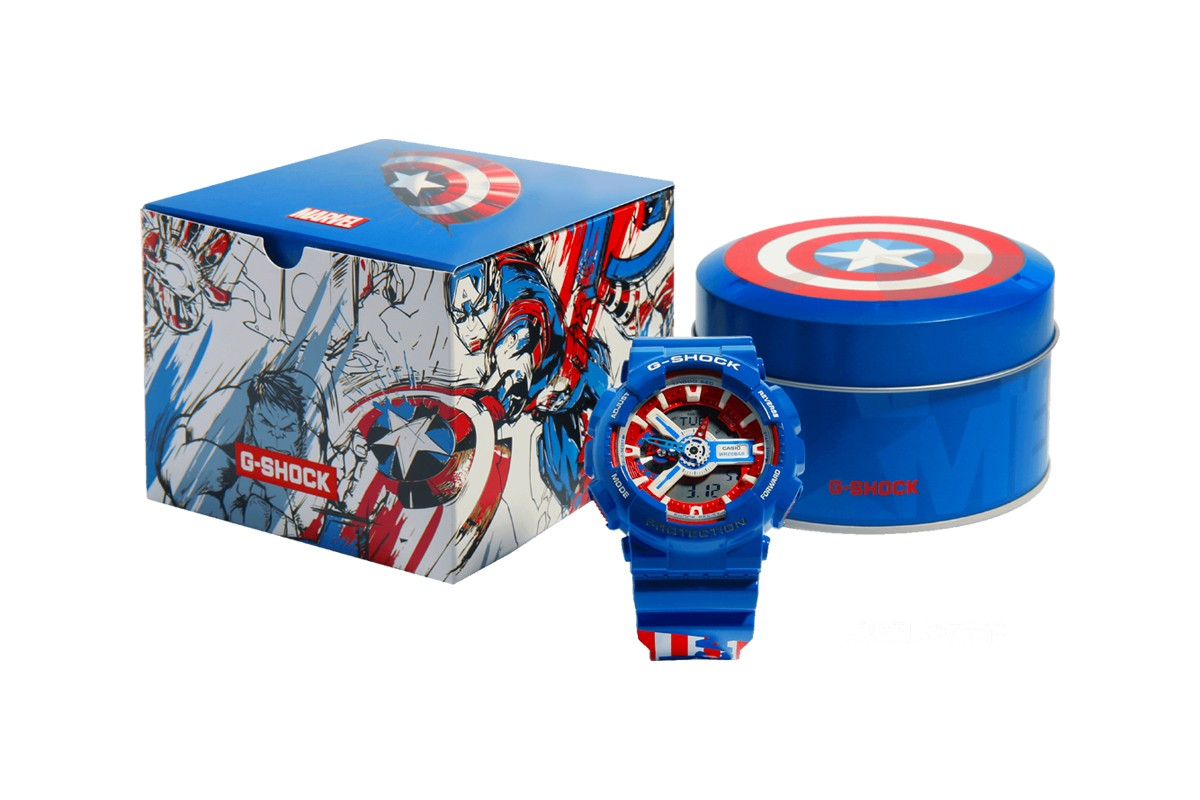 G-Shock Marvel 1
