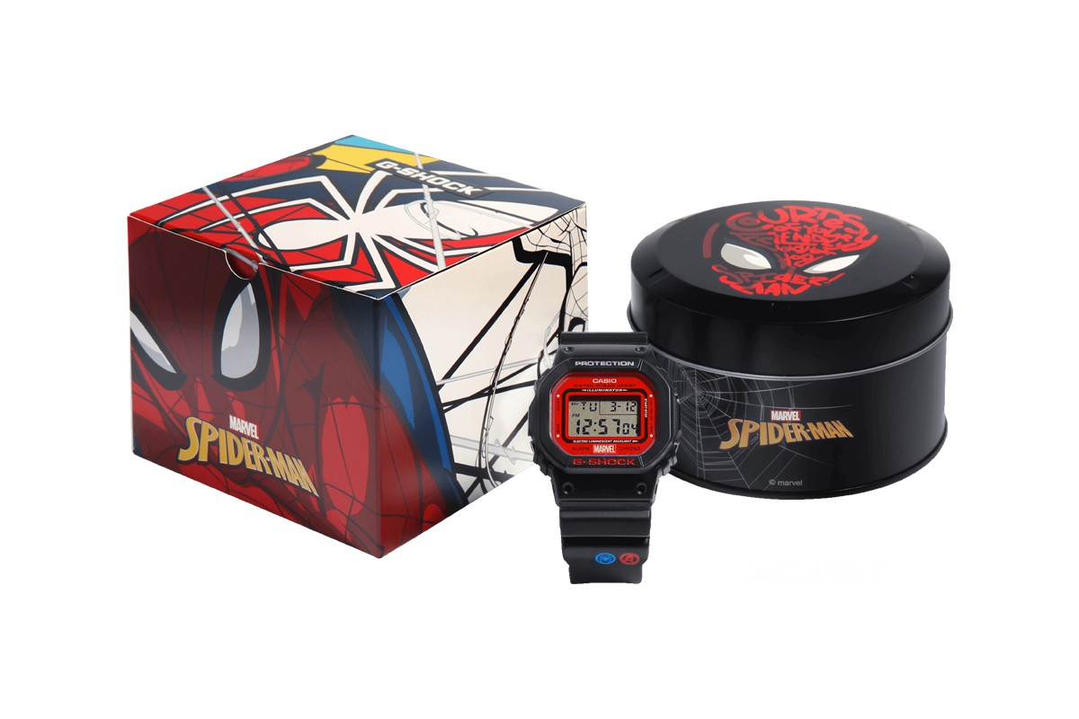G-Shock Marvel 3