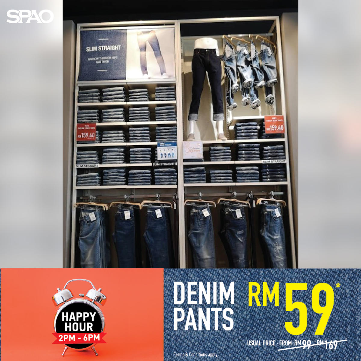 SPAO Denim Promo-11