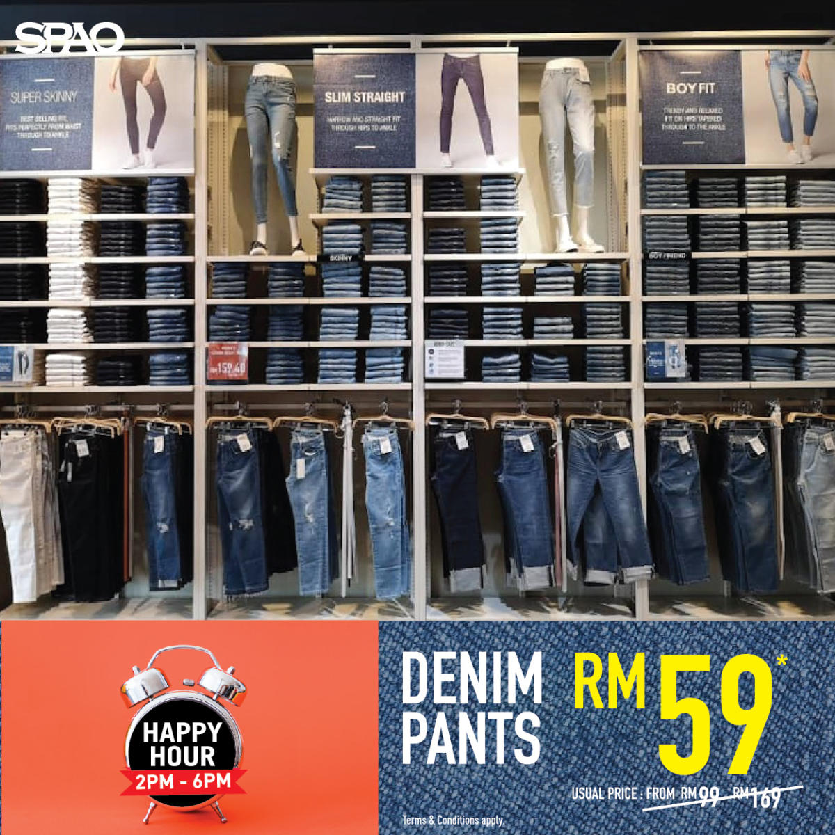 SPAO Denim Promo-12