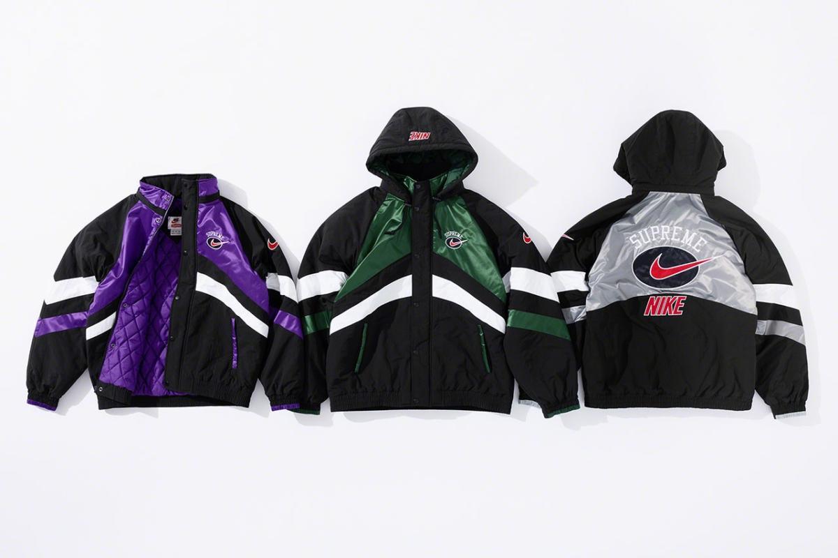 Supreme Nike Cover