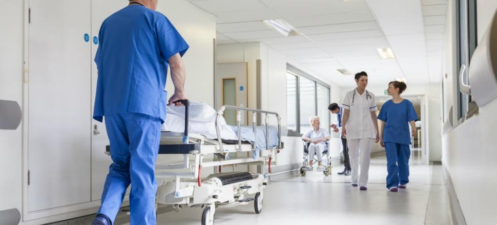 hospital corridor_0