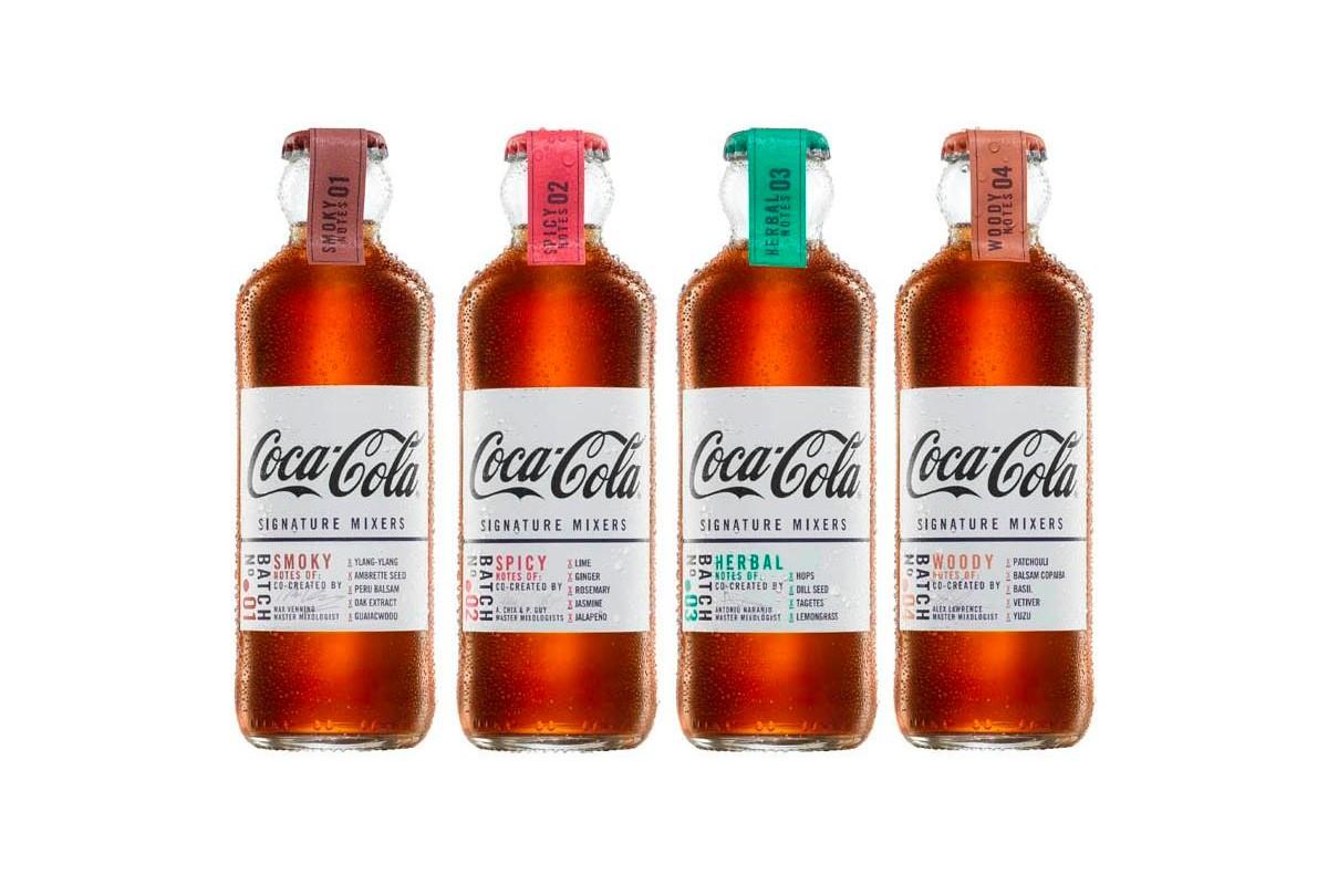 Coca-Cola Signature Mixers vckt