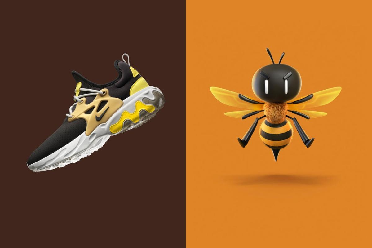 Nike React Presto vckt
