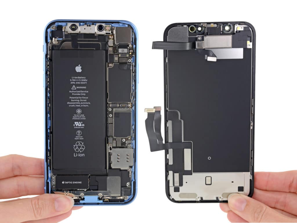 iPhone-XR-teardown