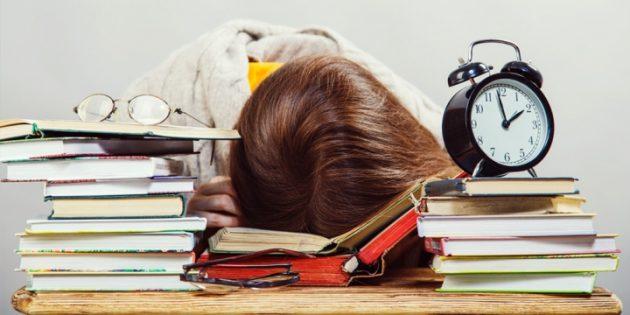 oh bulan exam time