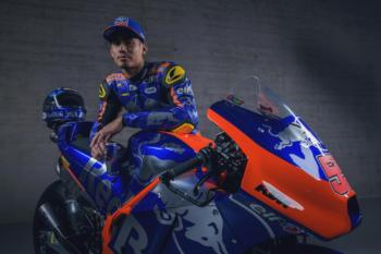 MotoGp 55 Syahrin Red Bull KTM Tech3